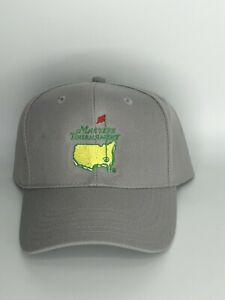 Us Masters Golf Tournament Snapback Embroidered Hat