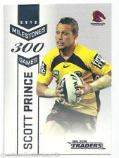 Brisbane Broncos Original Set NRL & Rugby League Trading Cards