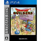 Dragon Quest Builders Ultimate Hits SONY PS4 PLAYSTATION 4 JAPANESE NEW JAPANZON