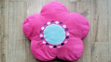 Lovely Catherine Lansfield Cuddly Soft Pink Girls Bedroom Decoration Cushion