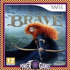 Disney Pixar Brave (Nintendo Wii) Brand New