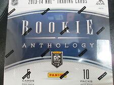 2013-14 PANINI ANTHOLOGY HOCKEY HOBBY SEALED BOX