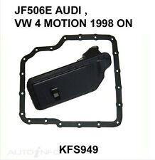 Auto Transmission Filter Kit VOLKSWAGEN BORA APK  4 Cyl MPFI 1J 99-06  (2003