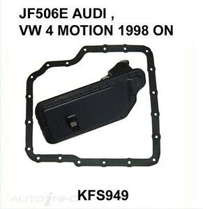 Auto Transmission Filter Kit VOLKSWAGEN BORA AQN V5 MPFI 1J 01-07  (2003 -->