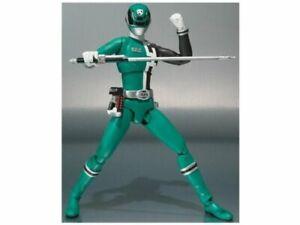 S.H.Figuarts Tokusou Sentai Dekaranger DEKA GREEN Action Figure BANDAI Japan