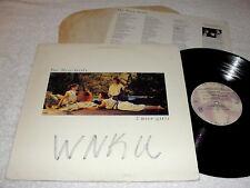 """Two Nice Girls """"2 Nice Girls"""" 1989 Folk LP, Nice EX!,+Lyrics Insert, Rough Trade"""