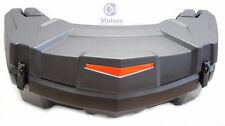Mutazu Black 23 GAL Storage trunk Cargo Box Panel for Can Am Maverick X3