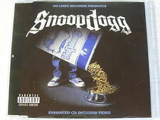 SnoopDogg: Snoop Dogg (Deleted 4 track Enhanced CD Single)