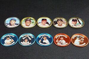 1964 Topps Baseball Coin Collection *LOT, RARE*