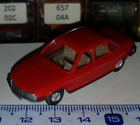 142 ☸ WIKING VOITURE ANTIQUE NSU RO 80 OLD TIME ANTIQUE ECHELLE 1:87 H0 OCCASION