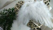 ailes d'ange en Plumes Décoration de Noël Blanc Shabby Chic Neuf Clayre&Eef
