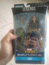 Marvel legends Loki thor ragnarok figure rare and new