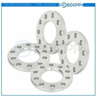 "ECCPP 4 pcs 1/2"" 5x4.5 or 5x4.75 studs wheel spacers for Ford Mustang Lincoln"