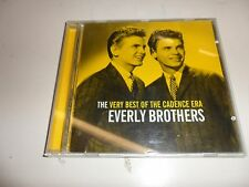 Cd  Very Best of the Cadence Era von Everly Brothers