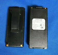 10 (2x5) Batteries For ICOM#BP196(Japan NiMh2.5A)IC-A4/F3/T2A...& EF JOHNSON7500