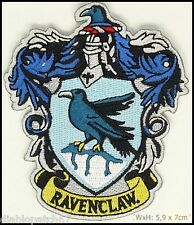 Harry Potter House of Ravenclaw Crest Applique 2.75 inch Patch