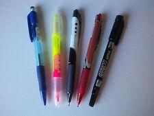 Piloto profesional de 5 piezas juego de pluma/lápiz. de final de línea de Stock