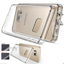 Transparent Slim Crystal Clear Hard TPU Case Cover For Samsung Galaxy Note 5