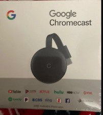 Chromecast ultra 1080P