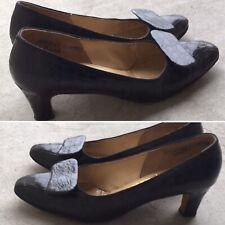 Vintage Amano bootier Pumps Grace Last Kushins 7 Aaa Alligator ? Shoes Heels