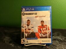 New ListingMadden Nfl 22: Mvp Edition - PlayStation 4 - No Codes Used Free Shipping