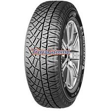 KIT 4 PZ PNEUMATICI GOMME MICHELIN LATITUDE CROSS EL 235/75R15 109H  TL ESTIVO