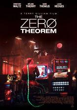 DVD:ZERO THEOREM - NEW Region 2 UK