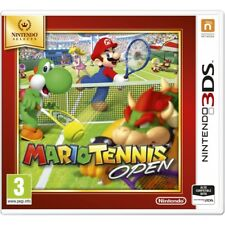 Nintendo 3ds Game Mario Tennis Open 2ds Compatible
