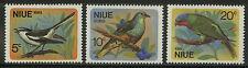 Niue  1971   Scott #   139-141     Mint Never Hinged Set