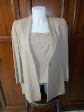 PEDRO DEL HIERRO VINTAGE Women's Jacket+Top/ Giacca+Top sotto giacca