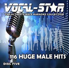 Vocal-Star Mixed Karaoke CDGs & DVDs