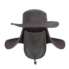 Boonie Bucket Hat Cap Cotton Fishing Military Hunting Safari Summer Outdoor