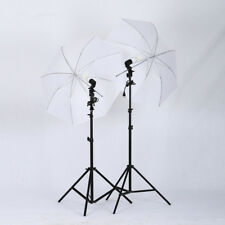 "33"" White Photography Pro Studio Reflector Translucent Hot Diffuser Umbrella"