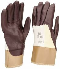 12 new ANSELL 28-507-8.5 METALIST Foam Safety Glove Cut Resistant Nitrile Coated