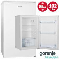 Gorenje Stand Vollraum Kühlschrank freistehend 102 Liter 85 cm weiß LED Licht
