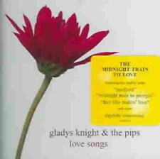 GLADYS KNIGHT & THE PIPS/GLADYS KNIGHT - LOVE SONGS USED - VERY GOOD CD