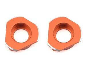 Yeah Racing HPI Sprint 2 Aluminum Ball Bearing Hub (Orange) [YEA-SPT2-013OR]
