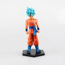 Dragon Ball Z Son Goku Resurrection F MS Super Saiyan SS Figure PVC Toy NIB