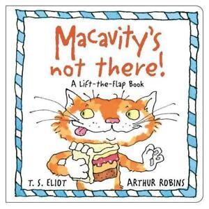 Macavity's Not There! von T. S. Eliot (2017, Gebundene Ausgabe)