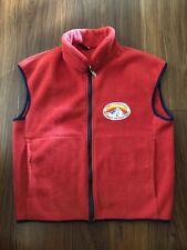 Vintage North Face 1987 American Makalu Expedition Fleece Vest Jacket 80s VTG
