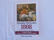 Episodios Nacionales 1808/Benito Perez Galdos/2007