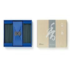 Shoyeido Avenue of the Villa Incense 80 Sticks Nijo Made in Japan