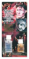 Spirit Gum And Remover Set  Make-up adhesive   Prosthetic Glue  Theatrical
