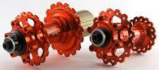 Circus Monkey HDW2 F32 R32 H 397g SRAM XX1 11 Speed 6 Pawls MTB Disc Hub Orange