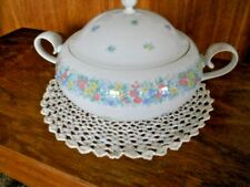 Rosenthal Germany Garland Multicolor Romance Large Round Covered Casserole