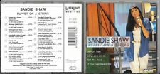 CD 16T SANDIE SHAW PUPPET ON A STRING (EUROVISION 1967) BEST OF 1997 LASERLIGHT