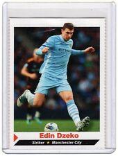 2012 Sports Illustrated Kids Si Sifk EDIN DZEKO Manchester City Soccer