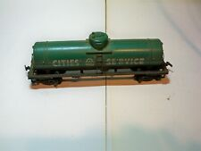 Ho Scale Cities Service Single Dome Tanker Train Car Railroad