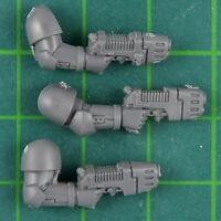 Space Marine Assault Squad 3 Plasmapistolen Warhammer 40K Bitz 2175