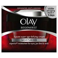 OLAY REGENERIST DAILY 3 POINT SUPER AGE-DEFYING CREAM 50ml